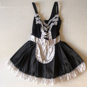 French Maid Halloween Costume 🎃